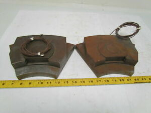 Thrust Bearing Replacement Shoe Lot Of 2