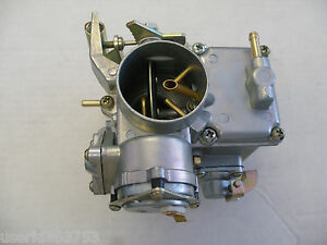 Vw Volkswagen 34 Pict 3 Carburetor 12v Electric Choke 1600c Vw Air Cooled