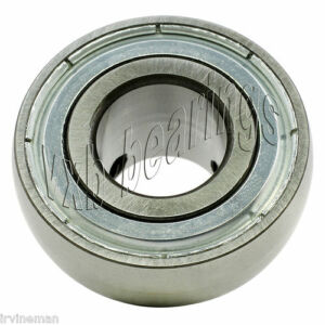 Suc206 18 Stainless Steel Insert 1 1 8 Bore Ball Bearings Rolling