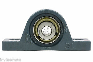 Ucslp201 12mm Bearing Pillow Block Low Shaft Height 12mm Ball Bearings Rolling