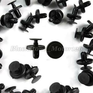 20 X Under Cover Fastener Clips For Lexus Is250 Is350 Ls430 Ls460 Gs300 7mm Hole