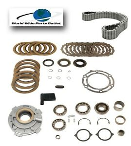 Gm New Process 246 Transfer Case Rebuild Kit 1998 Up Np246 Gm Units Stage 5