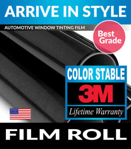 3m Color Stable 35 Vlt 40 X 70 Window Tint Roll 101 6cm X 177 8cm