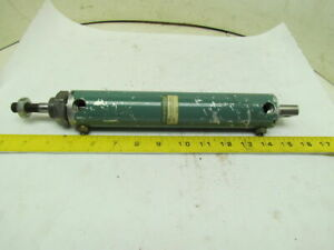 Aro 0415 1009 070 Pneumatic Air Cylinder 1 1 2 Bore 7 Stroke Round Body