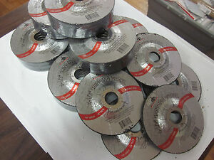 40 4 1 2 Disc 1 4 Thick 7 8 Arbor Grinding Wheel Cutting Metal 13 300 Rpm