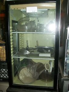 Cooler mercahandiseer C top Model Front And Side Glass 36 900 Items On Bay
