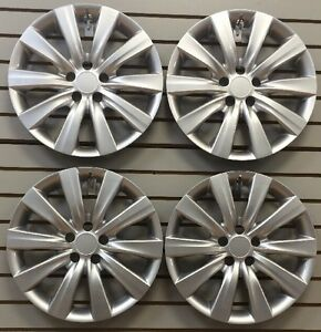 New 2011 2013 Toyota Corolla 16 Hubcap Wheelcover Set Of 4 Am
