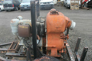 Deutz Diesel Engine Pump 6 Water Pump