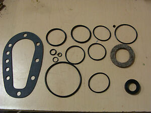 New Ford Tractor Power Steering Gear Seal Kit 4000 4100 5000 5340 7000 7100