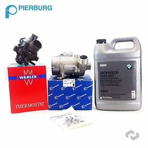 For Bmw E83 X3 2007 2010 Oem Electric Water Pump Kit 11517586925 New