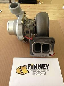 John Deere New Turbocharger 440d 448d 540d 548d Log Skidder Grapple Turbo New