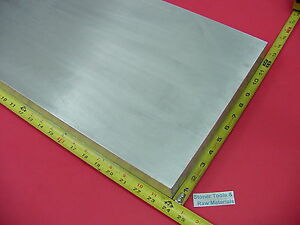 1 X 12 Aluminum 6061 Flat Bar 24 Long Solid T6511 Extruded Plate Mill Stock