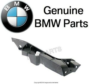 For Bmw X3 Bumper Cover Guide Front Right Oem New Mount Bracket Mounting Plate