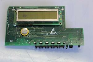 Display Module 1602 Characters Lcd Pvc160205qyl01 With Card Linear Me594v