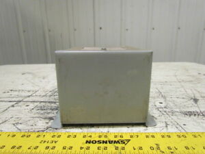 General Electric 9t51b0010 Transformer Type Qb 240 480 Pri 120 240 Sec 1ph 1kva
