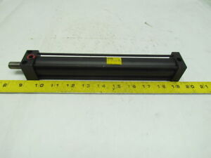 Parker Series S Pneumatic Air Cylinder Midget Uuniversal Mount 8 stroke 1 2 Bore