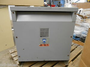 Acme Electrical Corp T 1 53020 3s Large General Purpose Transformer