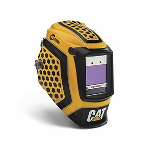 Miller Cat Edition 1 Digital Elite Auto Darkening Welding Helmet 281006