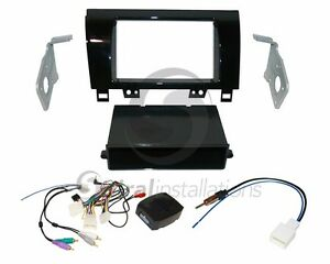 Radio Stereo Installation Dash Kit Combo Sd Dd Amp Interface Antenna Ty235