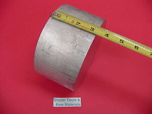 6 Aluminum 6061 Round Rod 3 2 Long T6511 Solid Lathe Bar Stock 6 00 Diameter