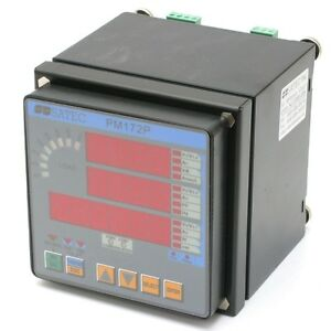 Satec Pm172p n Feeder Monitor For Real time Power Measurements