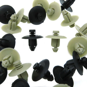 Total 50 Each 25 Pcs Door Trim Panel Clip Push Type Retainer For Chrysler 300m