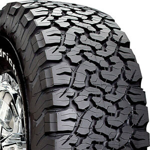 4 New Lt265 70 17 Bfg Goodrich All Terrain T a Ko2 70r R17 Tires 29051