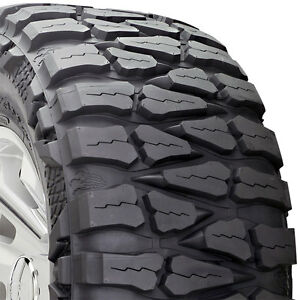 4 New Lt40x13 50 17 Nitto Mud Grappler 1350r R17 Tires Lr D