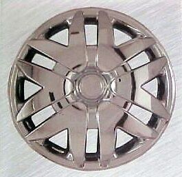06 07 08 09 Chevy Hhr Chrome Hubcaps 16 Set Of 4 New Hub Caps Wheel Covers