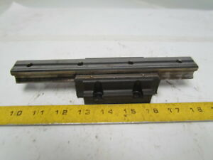 Thk Hsr25 219mm Linear Slide Rail W bearing Block