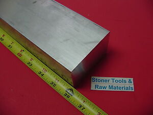 2 X 3 Aluminum 6061 Flat Bar 36 Long T6511 2 00 Solid Plate Mill Stock