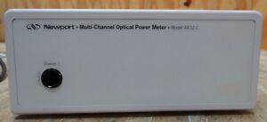 Newport Multi channel Optical Power Meter Model 4832 c