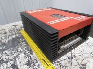 Vee arc 931 048 7 5hp Adjustable Frequency Drive 460v 3ph 9 7a Parts Or Repair
