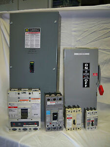 Siemens Manual Transfer Switch Double Throw Disconnect Dtnf364 200a 600v 3p New