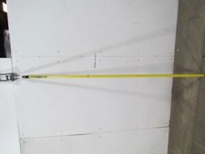 Rose 506507 Telescoping Fiberglass Pole Aluminum 15 Extension 506508 Combo Tool