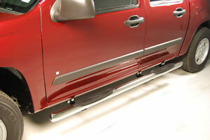 For Chevy Colorado Ext Cab 0101 0620 Nerf Bars Side Steps 3 2004 2013
