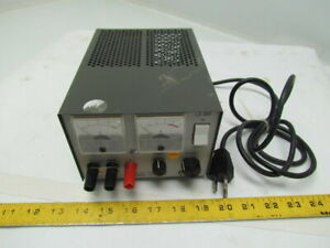 Lambda Electronics La 350 Regulated Dc Power Supply 10 32 5vdc 0 3 5a