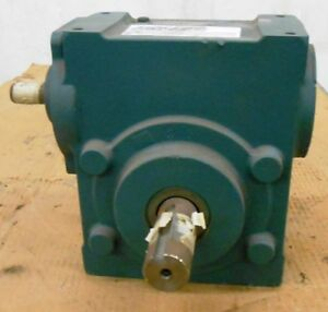 Dodge Tigear 2 Right Angle Worm Gear Speed Reducer 35s18r 18 1