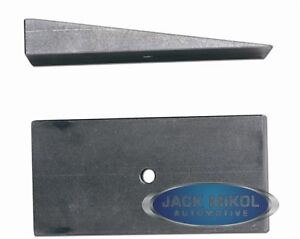 Rubicon Express 6 0 Degree Shim 2 5 Wide Steel pair Re1468 R ere1468