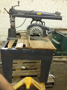 Dewalt Ga526 14 3ph 5hp Radial Arm Saw