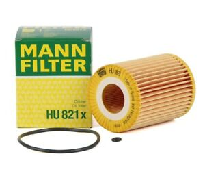 Engine Oil Filter Kit Mann For Mercedes W211 W164 X164 W251 V212 S212 C207 A207