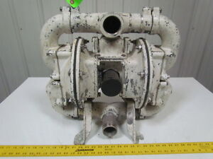 Warren Rupp Sandpiper Sa2 2 Double Diaphragm Pump