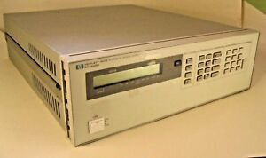 Hp Keysight 6625a Dual Output Programmable Dc Power Supply Tested 5ry