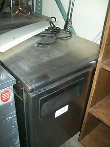 True Under Counter Freezer New Comp 115v s sext Nice 900 Items On E Bay