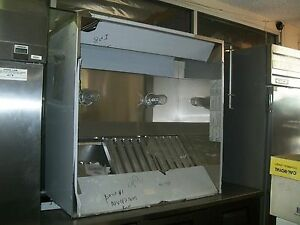 Econe Air S steel 4 Vent Hood filters etc new More 900 Items On E Bay