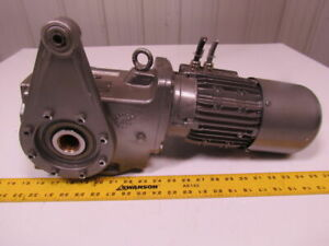 Nord Sk92372azdsh Right Angle Hollow Shaft Bevel Gearbox Speed Reducer 49 73 1