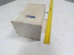 Gs Hevi duty Hz12 1500 1 5kva Electric Transformer 240 480v Pri 120v Sec