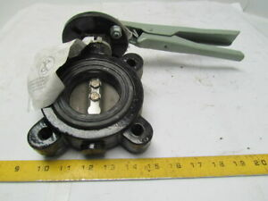 Sure Seal 2 5 522 822515h10 2 5 Butterfly Valve Full Cut Epdm Seal Ductile Iron