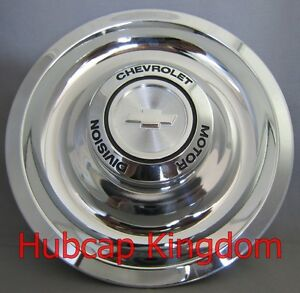 Chevrolet Corvette Camaro Chevelle Rally Wheel Flat Cmd Center Cap New