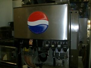 Soda ice Dispensing Machine 8 Heads Complete With All Parts 900 Items On E B